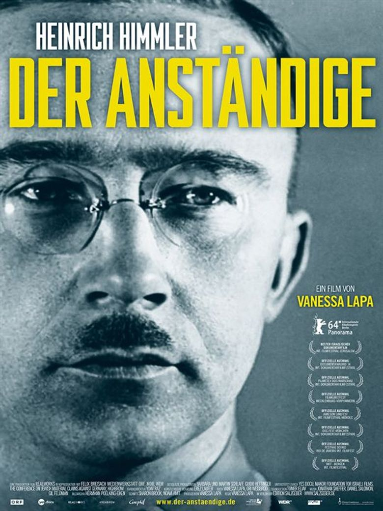 The Decent One Poster
