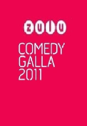 Zulu Comedy Galla 2011 Poster