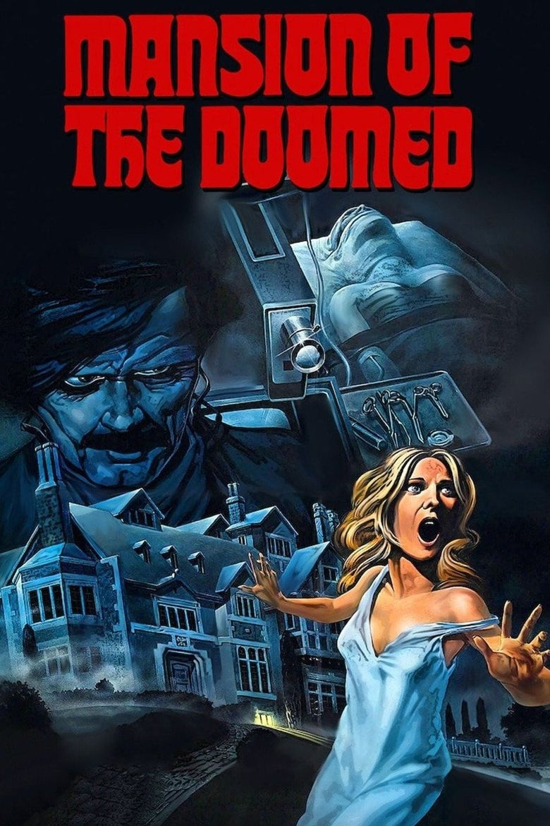 Mansion of the Doomed Poster