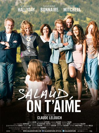 Salaud, on t'aime Poster