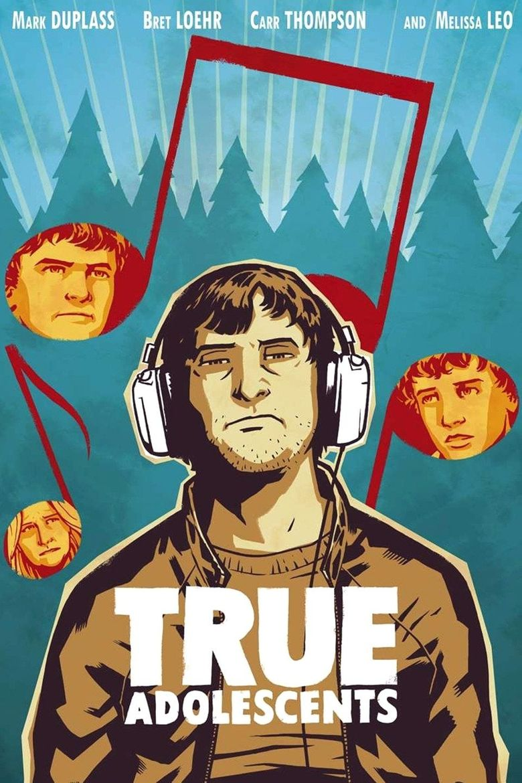 True Adolescents Poster