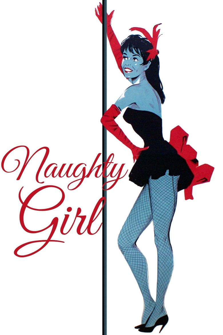 That Naughty Girl Poster
