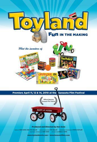 Toyland Poster