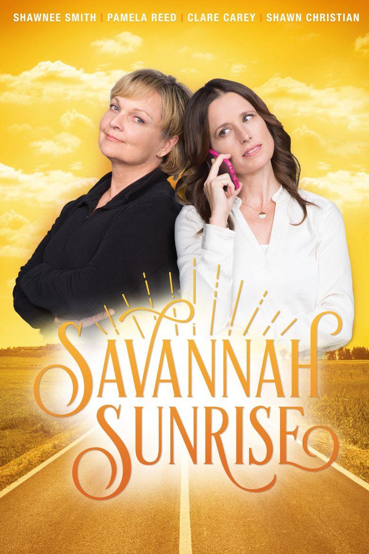 Savannah Sunrise Poster