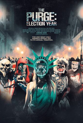 Watch The Purge: Election Year