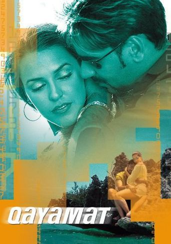 Qayamat: City Under Threat Poster
