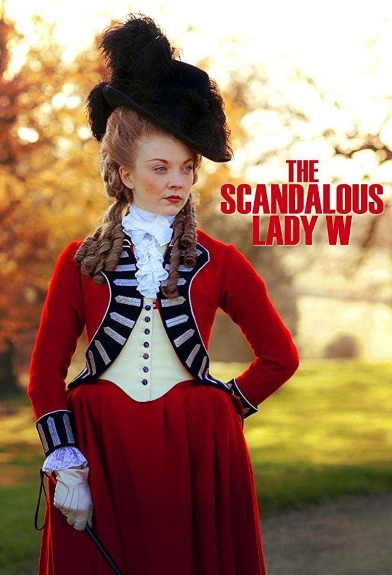 The Scandalous Lady W Poster
