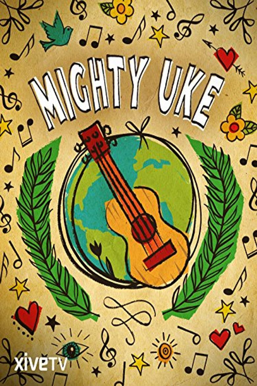 Mighty Uke Poster