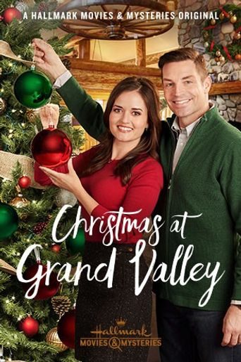 Christmas at Grand Valley Poster
