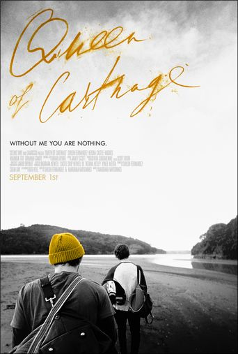 Queen of Carthage Poster