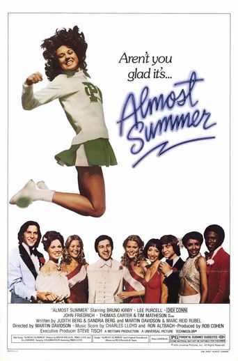 Almost Summer Poster
