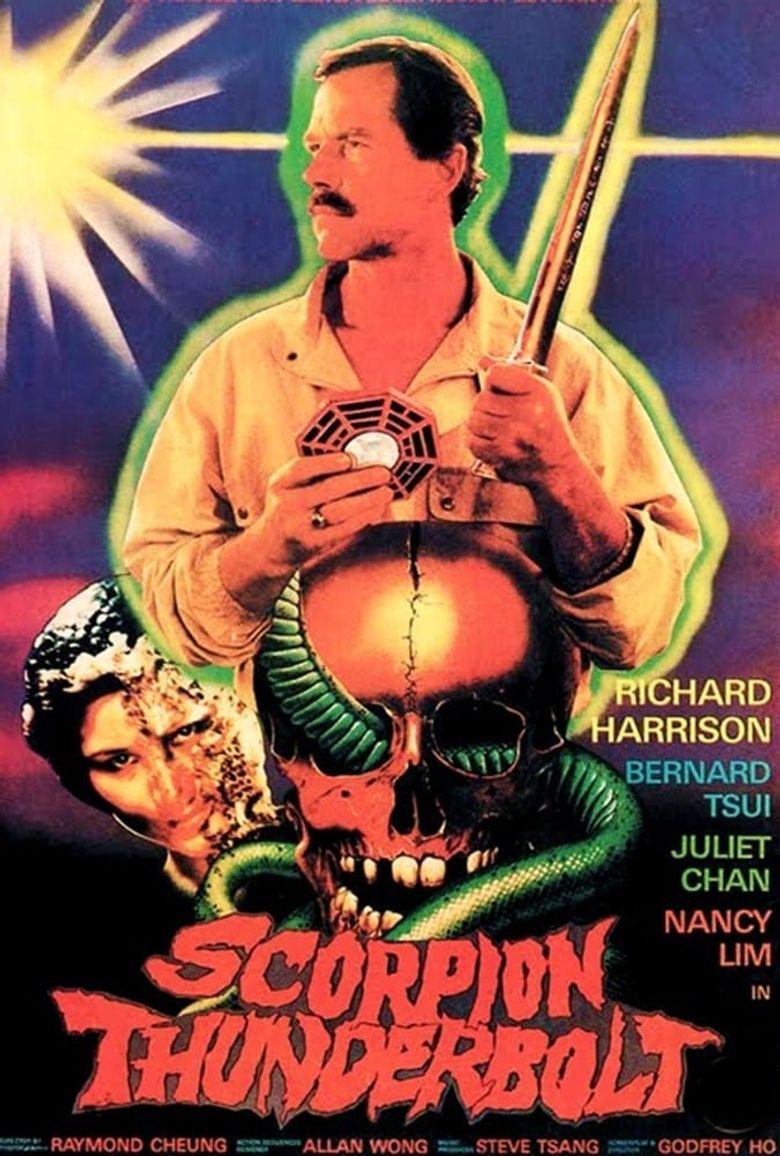 Scorpion Thunderbolt Poster