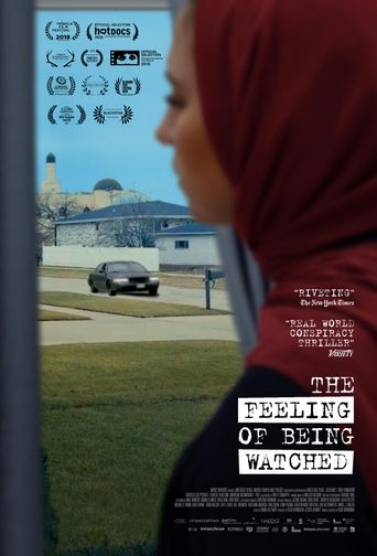 The Feeling of Being Watched Poster