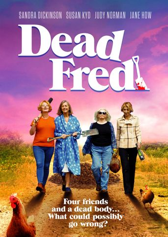 Dead Fred Poster