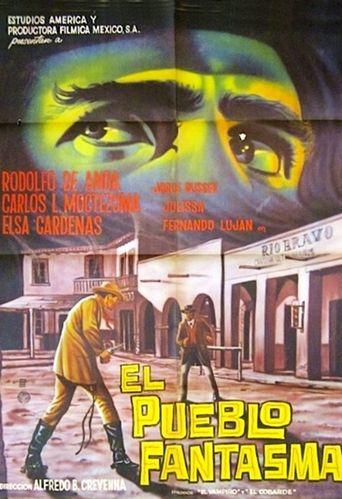 El pueblo fantasma Poster