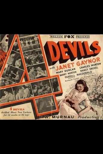 4 Devils Poster