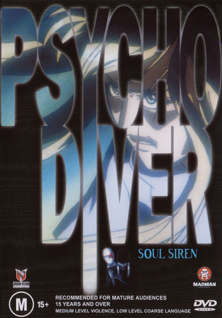 Psycho Diver: Soul Siren Poster