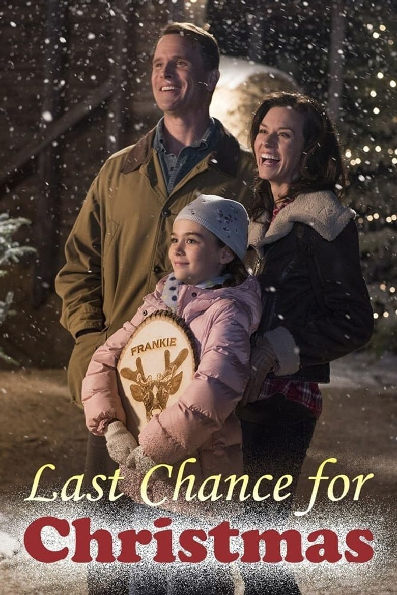 Last Chance for Christmas Poster