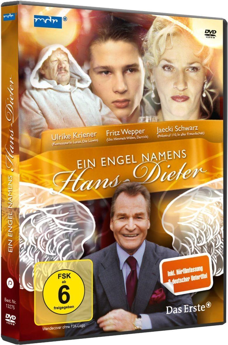 Ein Engel namens Hans-Dieter Poster