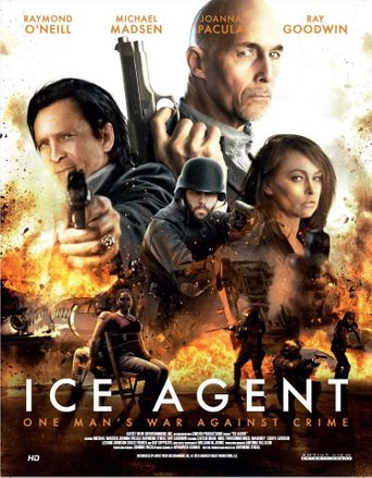 ICE Agent Poster
