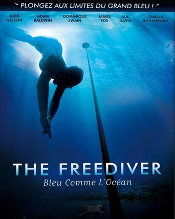 The Freediver Poster