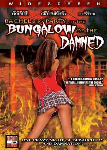 Bachelor Party in the Bungalow of the Damned Poster