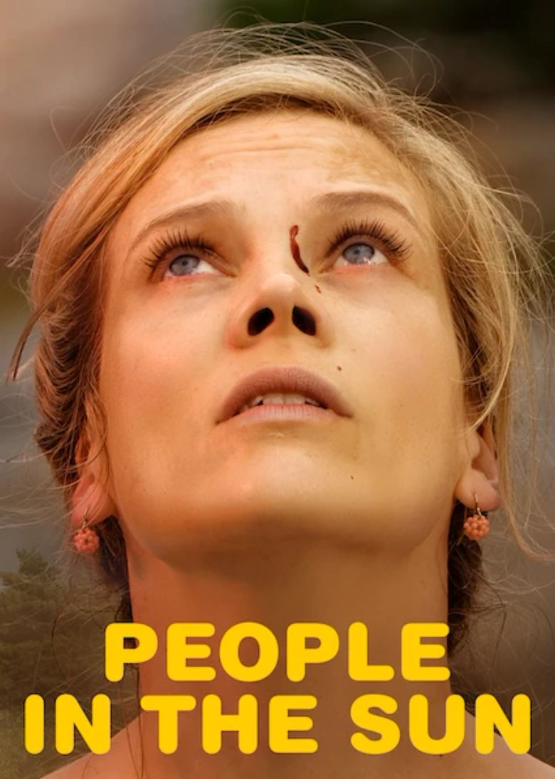 People in the Sun Poster