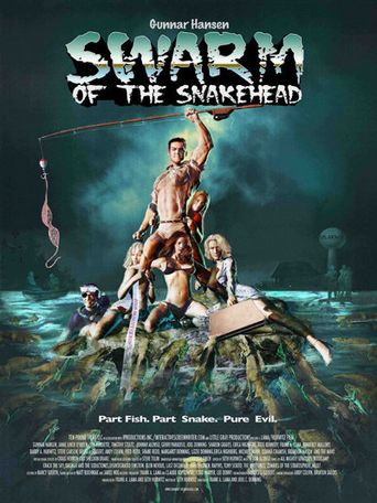 Swarm of the Snakehead Poster