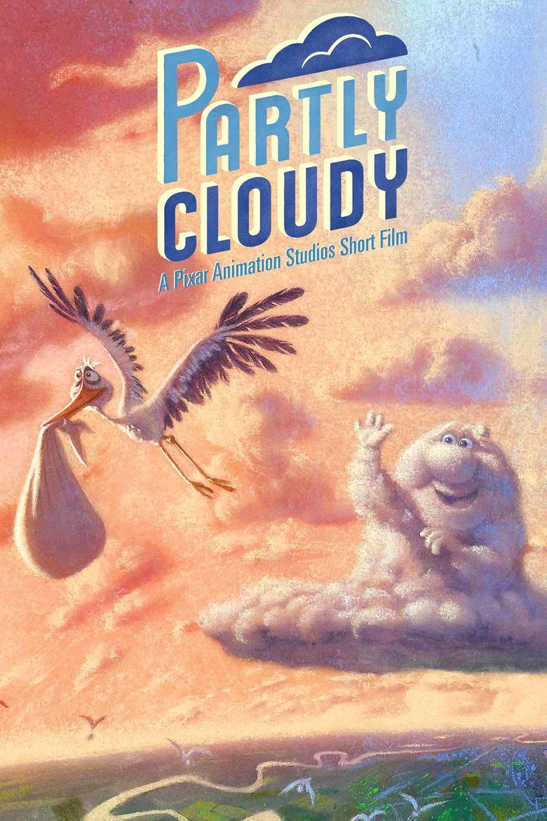 Partly Cloudy Poster