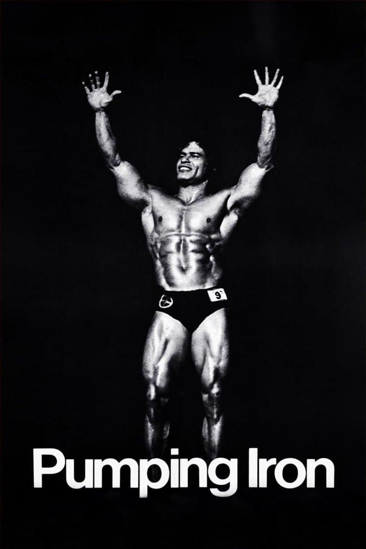 Pumping Iron Poster