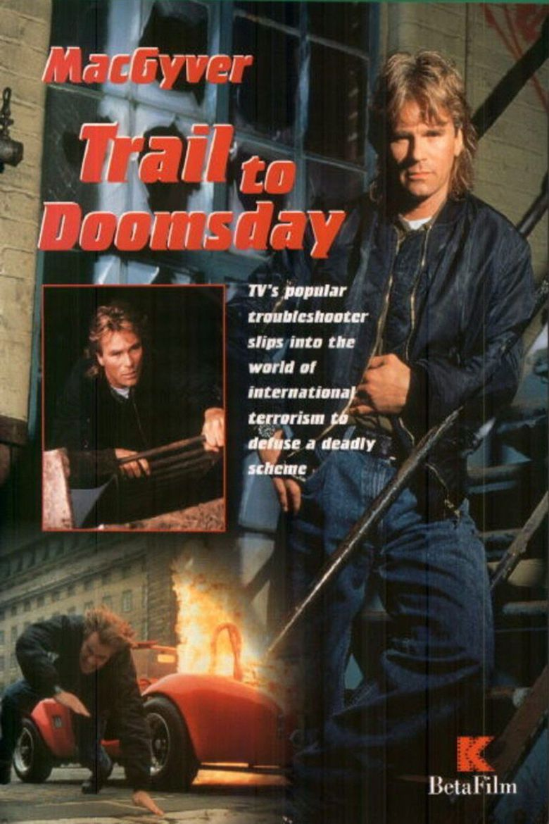 MacGyver: Trail to Doomsday Poster