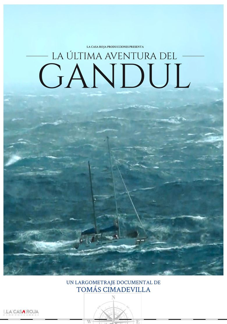 The Last Adventure Of the Gandul: Diary of a Shipwreck Poster