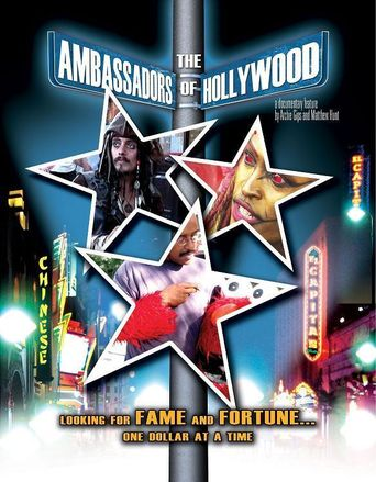 The Ambassadors of Hollywood Poster