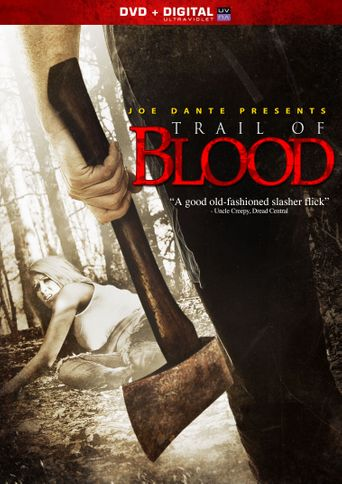 Trail of Blood Poster