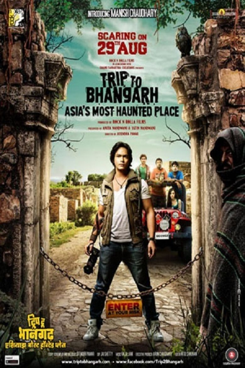 Trip to Bhangarh Poster