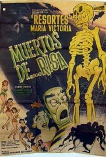 Muertos de Risa Poster