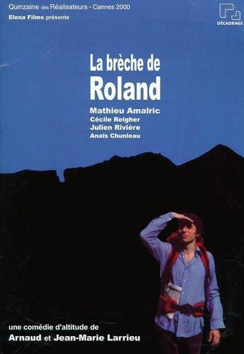 La Brèche de Roland Poster