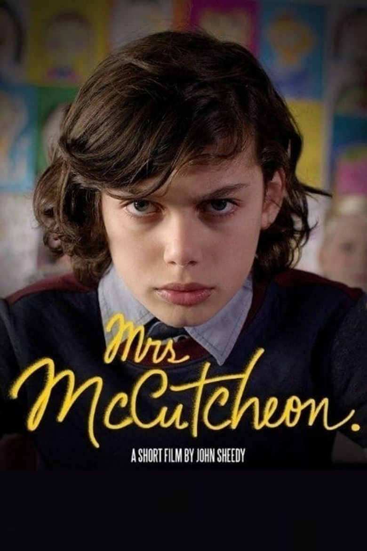 Mrs McCutcheon Poster