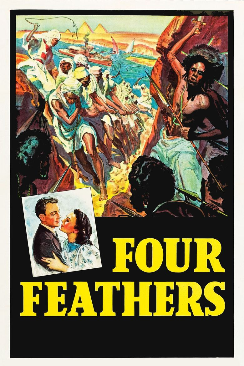 Watch The Four Feathers