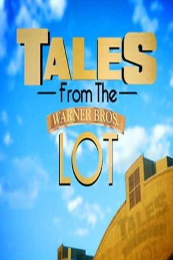 Tales from the Warner Bros. Lot Poster