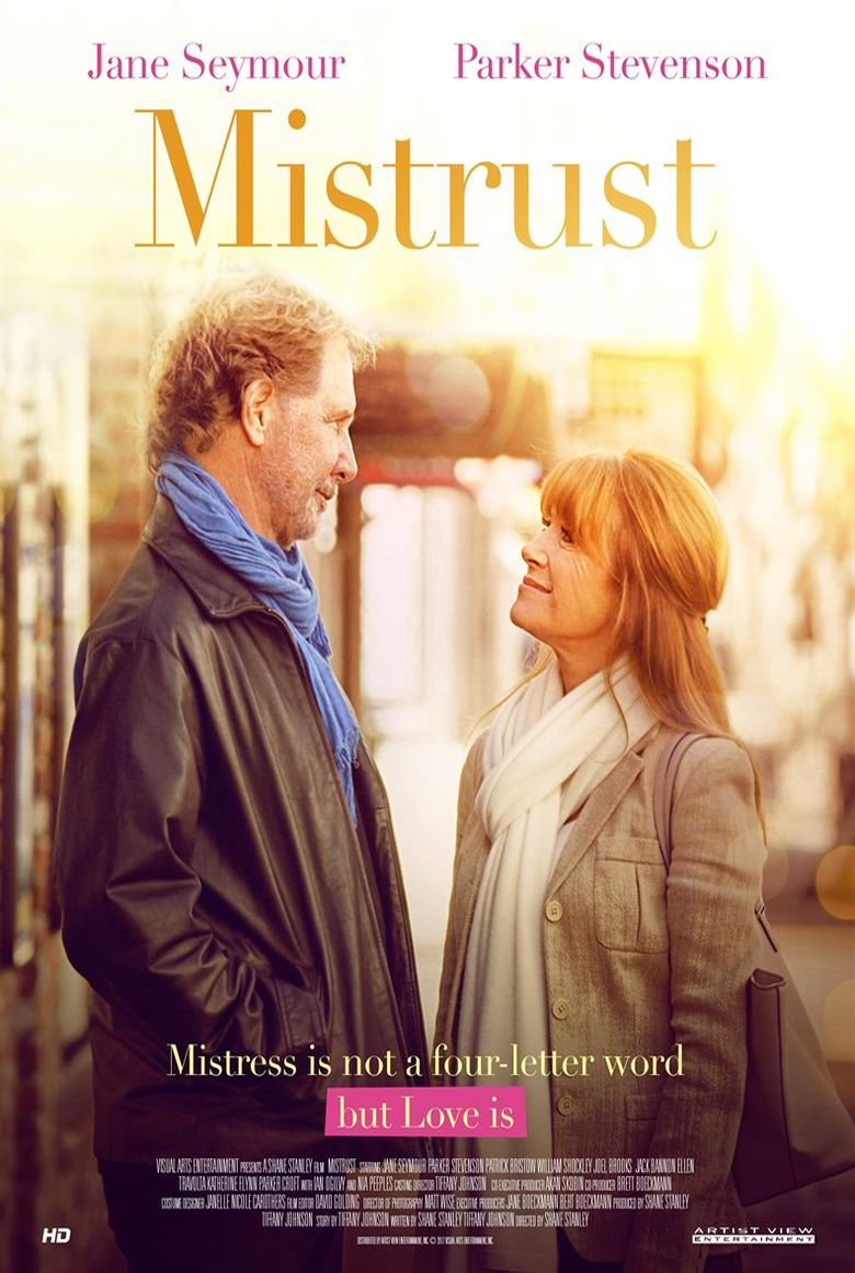 Mistrust Poster