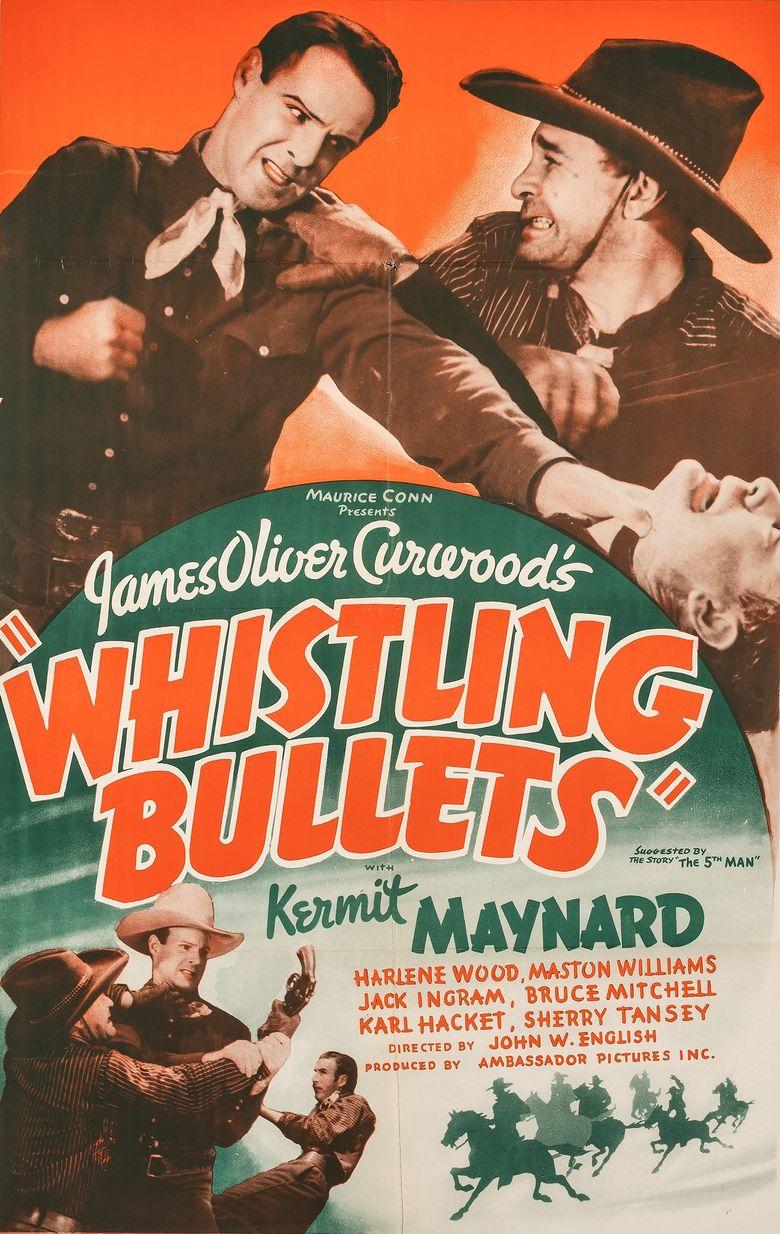 Whistling Bullets Poster