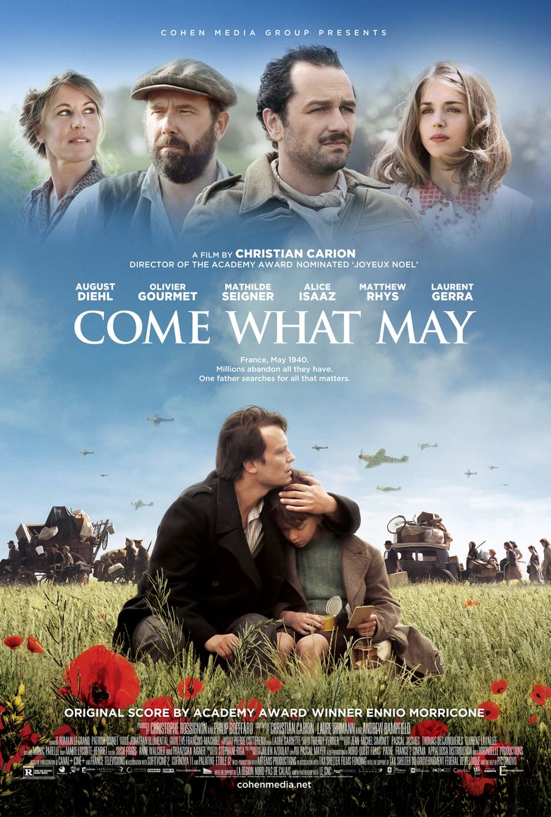 Come What May Poster