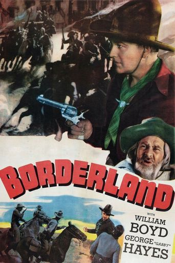 Watch Borderland