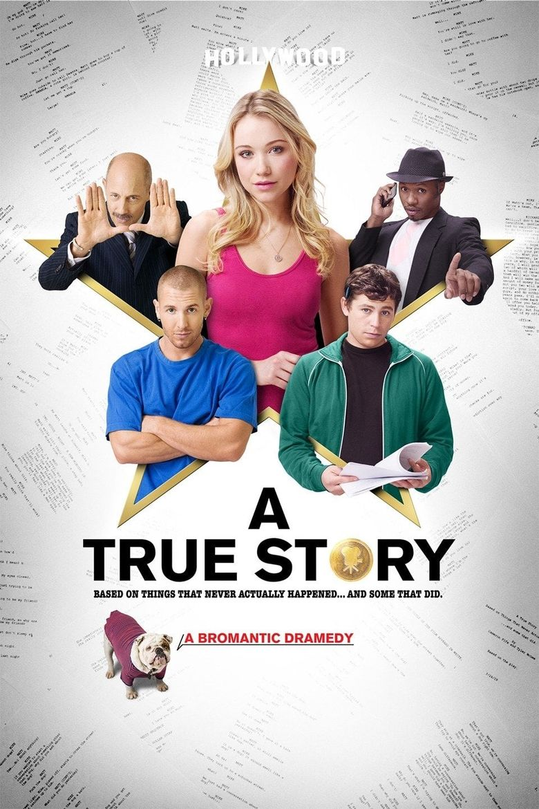 A True Story Poster