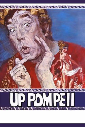 Up Pompeii Poster