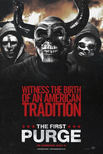 The First Purge Poster