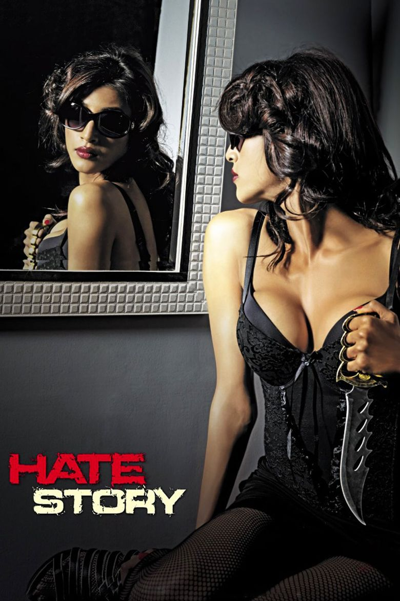 Hate Story Poster
