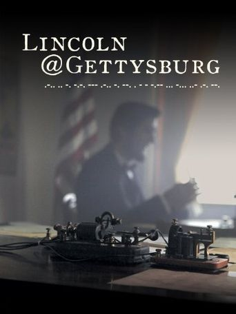Lincoln@Gettysburg Poster