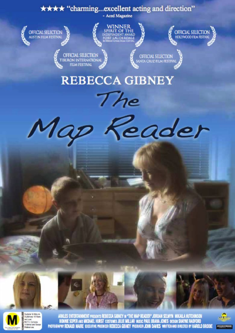 The Map Reader Poster